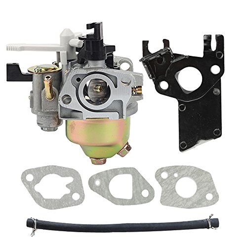 (HIPA Carburetor with Insulator for Harbor Freight Predator 212cc 6.5HP OHV Horizontal Engine 69730 69727 Go Kart)