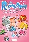 Les Ripoupons, tome 1 : Touche pas à mon doudou ! par Cousseau