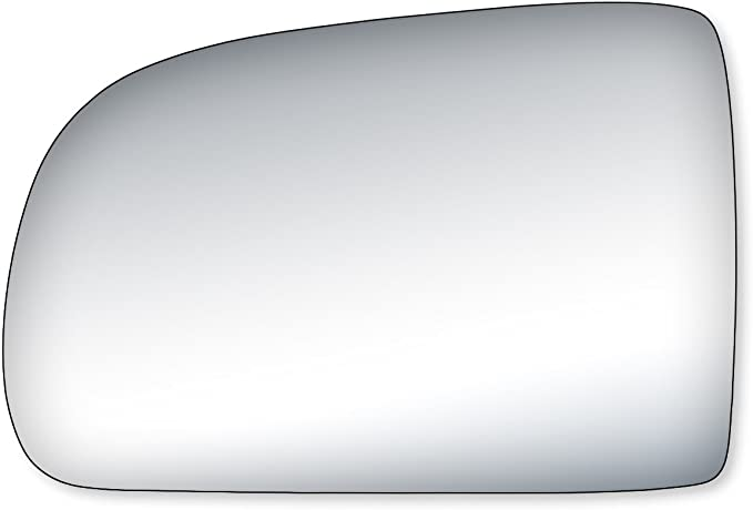 2004-2010 TOYOTA SIENNA FITS LEFT DRIVER SIDE BURCO MIRROR GLASS # 4007