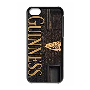 Guinness for iPhone 5C Cell Phone Case & Custom Phone Case Cover R24A650713