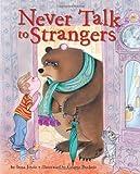 Never Talk to Strangers (Little Golden Books)