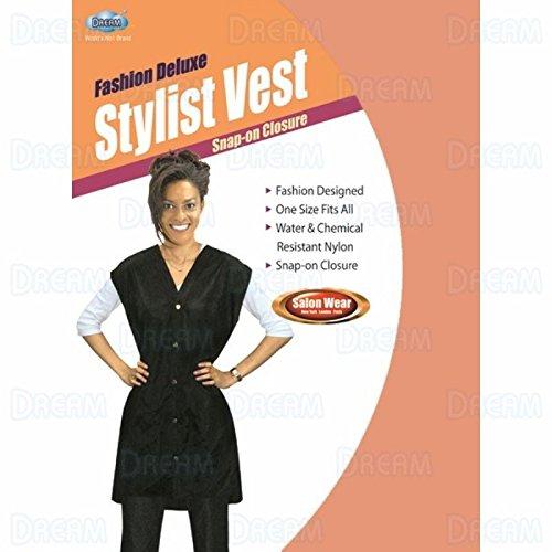 Stylist Wear - DREAM SALON WEAR – STYLIST VEST #3073 MAUVE