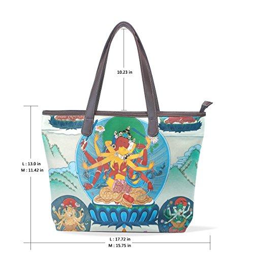 Buddhist Monk Bag Pattern - 8