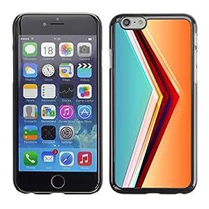 Slim Protector Shell Hard Case Cover for Apple Iphone 6 Plus 5.5 svet cvet linii ugol obem / STRONG