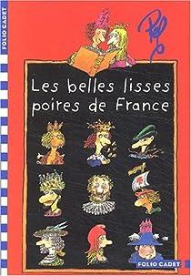 Les belles lisses poires de France par Pef