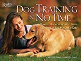 Dog Training in No Time