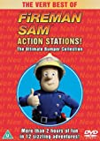 The Very Best of Fireman Sam: Action Stations! [DVD]