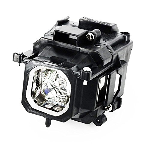 (23040047/ELAMP24 Compatible Projector Lamp/Bulb with Housing for Eiki LC-WAU200/LC-WNS3200/LC-XNS3100/LC-XNS2600)