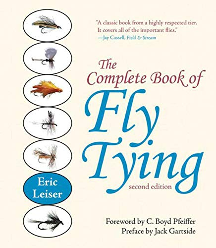 - The Complete Book of Fly Tying