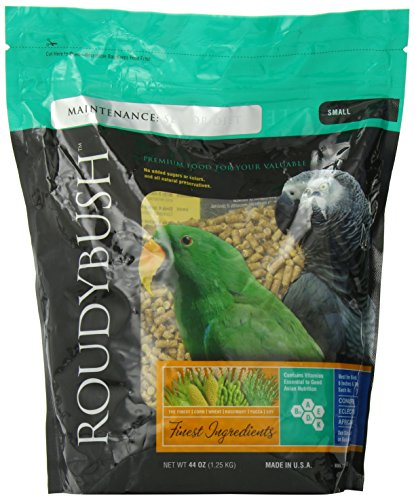 RoudyBush Senior Bird Diet, Small, 44-Ounce ()