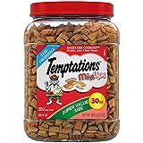 TEMPTATIONS MixUps Cat Treats BACKYARD COOKOUT Flavor, 30 oz. Tub