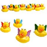 12 Butterfly Rubber Ducks