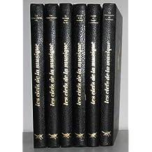 Les clefs de la musique ( 6vols) les compositeurs en 2 vols, la musique dans la vie, histoire de la musique, danses et chants traditionnels, les intruments et l'orchestre