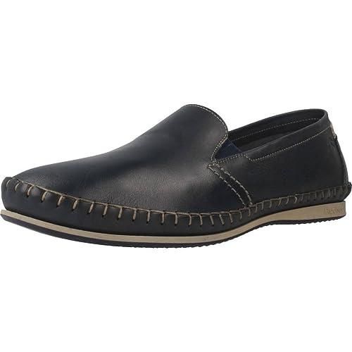 Mocasines para Hombre, Color marrón, Marca FLUCHOS, Modelo Mocasines para Hombre FLUCHOS 85952 Marrón: Amazon.es: Zapatos y complementos