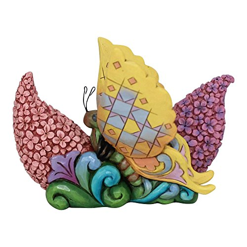 Enesco (6000679) Jim Shore Heartwood Creek Mini Butterfly Figurine, 3