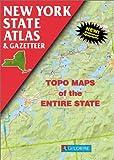 New York State Atlas & Gazetteer (Delorme Atlas & Gazetteer)