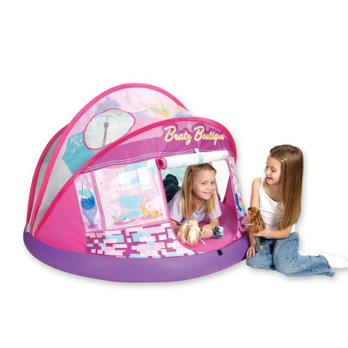 BRATZ Dream Zone Create-A-Room Tent, Outdoor Stuffs