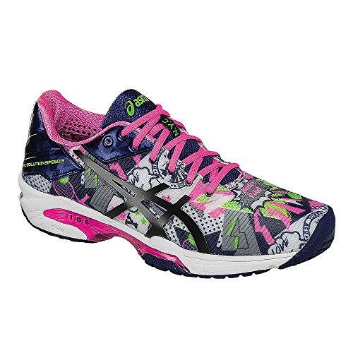 Gel Nyc e Asics Speed Femme Chaussures solution L 3 Pink HqwEO86x