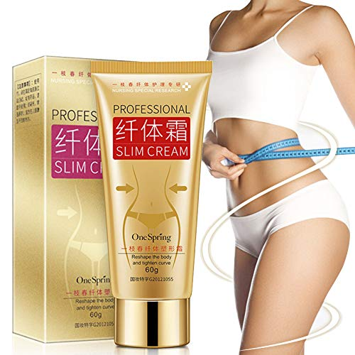 Yiwa Skin Firming Cream Cellulite Removal Fat Burning Cream 60g Professional