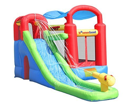 Inflatable Bounce House and Water Slide Wet or Dry Playstation