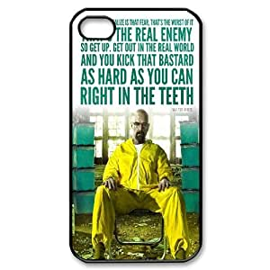 High Quality -ChenDong PHONE CASE- For Iphone 4 4S case cover -Breaking Bad Pattern-UNIQUE-DESIGH 3