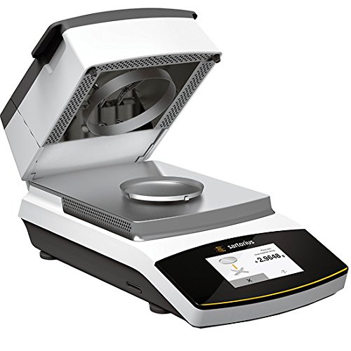 Analyzer 70g//1mg Sartorius MA37 Infrared Moisture Balance