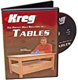 Kreg V05-DVD The Pocket Hole Solution to Tables