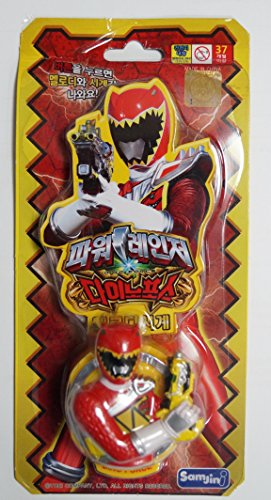 Power Rangers Dino Charge - Melody Red Power Rangers Digi...