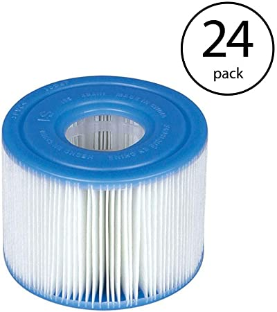 Intex PureSpa Type S1 Easy Set Pool Filter Replacement Cartridges 14 Filters