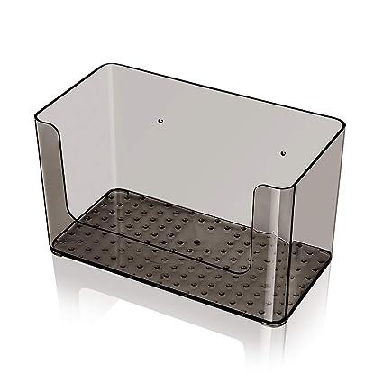 Baño Caja de Almacenaje Lesfit Organizador transparente con diseño atractivo – Cajas organizadoras para accesorios de
