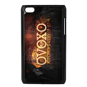 DIY Hard Snap-on Backcover Case for IPod Touch 4th - The Weeknd XO