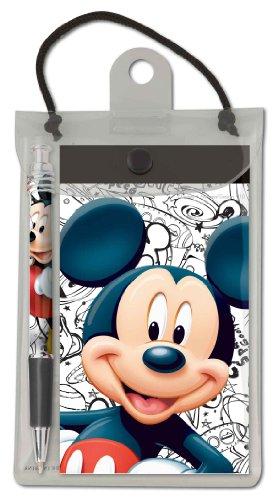 Mickey Flip Pad & Jazz Pen Set (10811A)