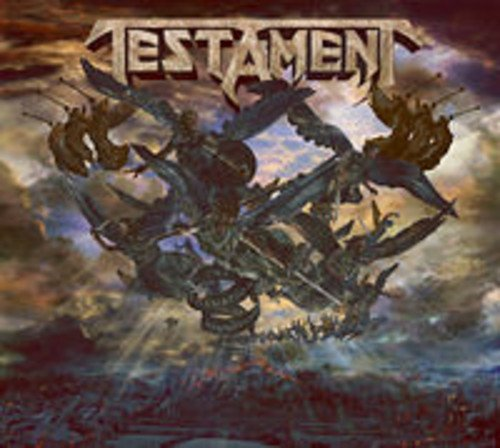 CD : Testament - The Formation Of Damnation (Italy - Import)