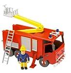 Fireman Sam - Friction Fire Engine wi...