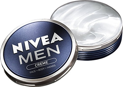 Nivea Cream On Face