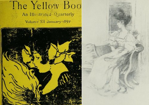 The Yellow Book : an illustrated quarterly, Volume 12