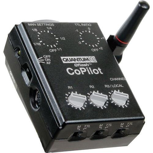 Quantum Copilot Nikon for DSLR cameras (QF91N)
