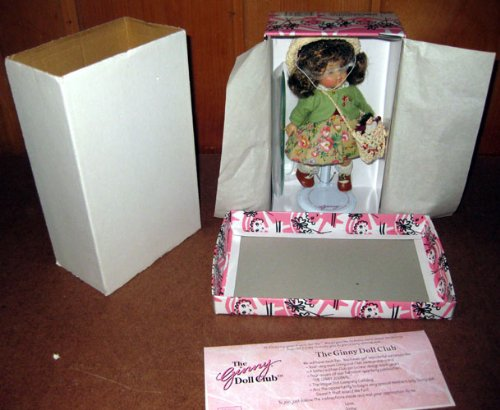 8 Ginny Vogue Doll (Vogue Ginny Dolls 8