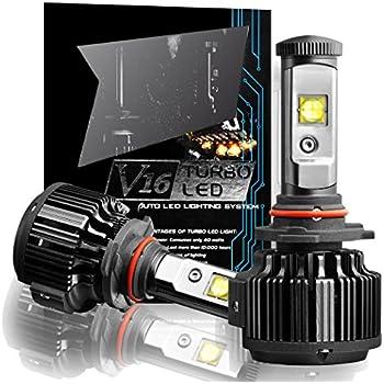 Amazon Com Simdevanma Led Automobile Headlight Bulbs With