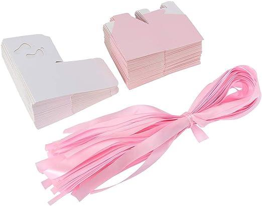 Caja de Dulces para Baby Shower, 50 Piezas con Forma de Huella ...