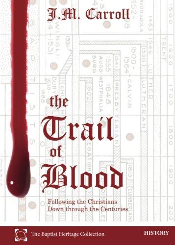 Best trail of blood by j.m. carroll list