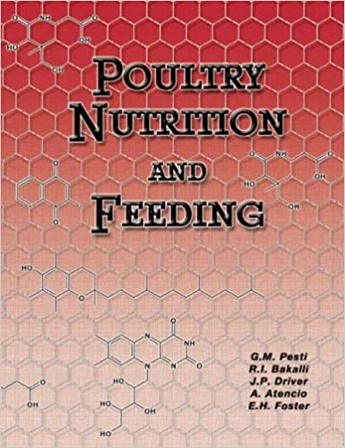 Poultry Nutriton and Feeding: G M  Pesti, R I  Bakalli, J P