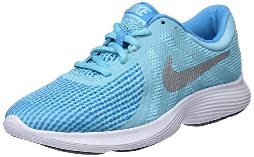 GS Traillaufschuhe Rosa blau Nike Damen Revolution 4 pxwzxRvq