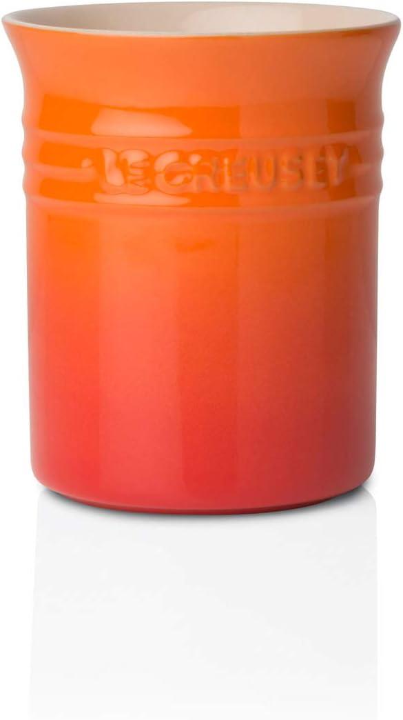 Vintage plat à oeuf 15.5 cm Le Creuset en fonte émaillée orange N°3