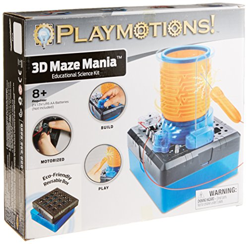 Playmotions 3D Maze Mania Science Kit