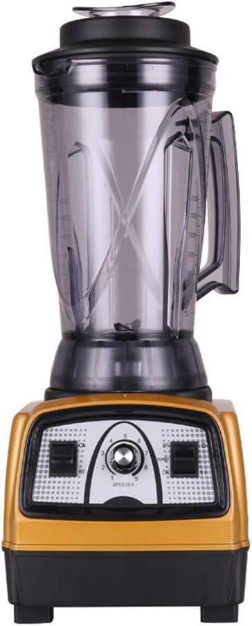 Máquina de leche de soja recién molida Completamente automatico Sin escoria Jugos Limpieza fácil Gran capacidad Fabricante de leche de almendras Fabricante de leche de arroz y Máquina de hacer sopa: Amazon.es