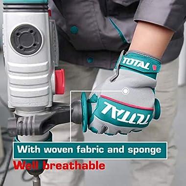 MR LIGHT TOTAL Mechanic Gloves (Multicolour) 12