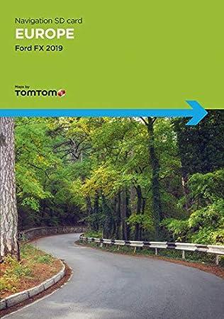 TomTom i1031167 - Tarjeta SD para Ford FX 2019: Amazon.es ...