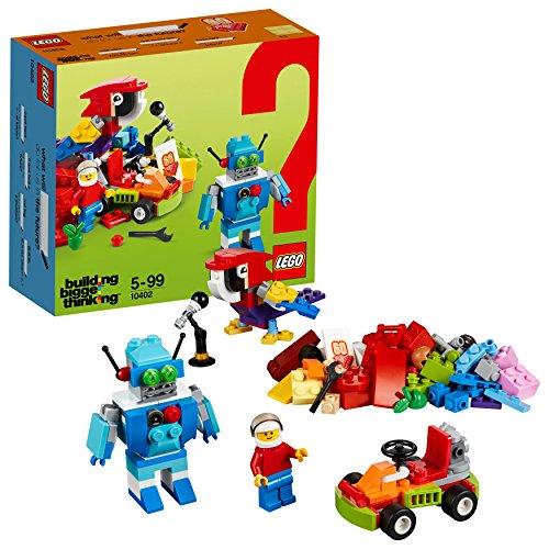 [해외] 레고(LEGO) 클래식 미래에는 무엇이 있? 10402