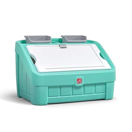 Step2 2 In 1 Toy Box U0026 Art Lid Storage Chest, ...